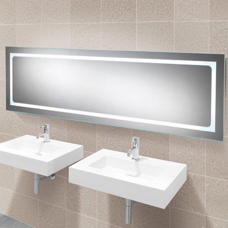 HIB Alto LED Mirror - 77420000