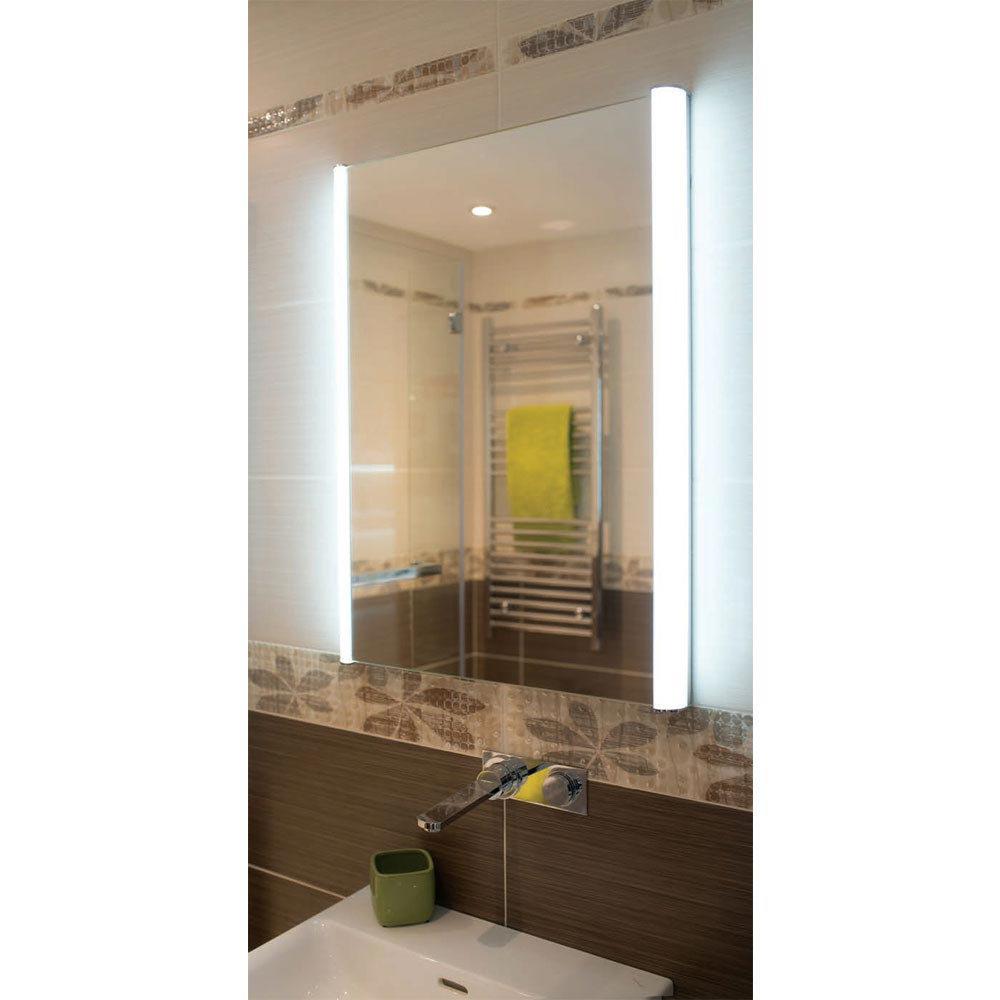 HIB Fahrenheit 50 LED Mirror - 77480000 profile large image view 2