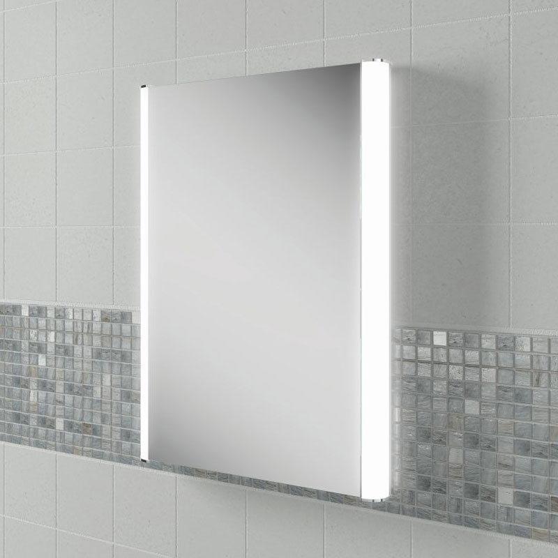 HIB Fahrenheit 50 LED Mirror - 77480000 profile large image view 1
