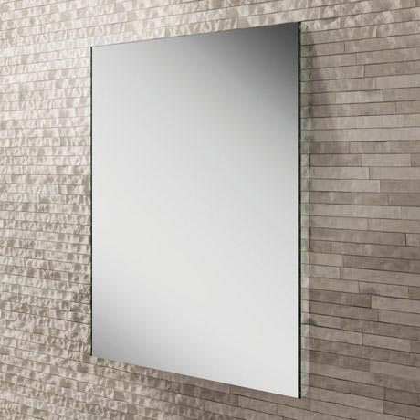 HIB Triumph 50 Mirror with Mirrored Sides - 78100000