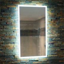 HIB Globe 45 LED Ambient Mirror - 78400000 Medium Image
