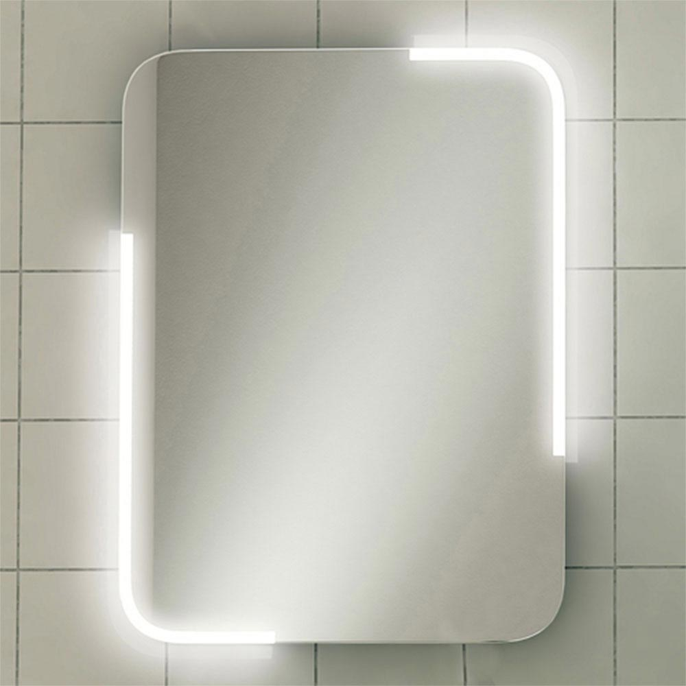 HIB Orb 60 LED Ambient Mirror - 78650000 profile large image view 2