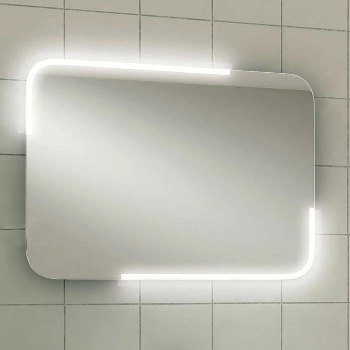 HIB Orb 60 LED Ambient Mirror - 78650000 profile large image view 1