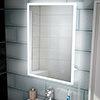 HIB Vega 50 LED Ambient Rectangular Mirror - 78750000 profile small image view 1