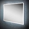 HIB Vega 80 LED Ambient Rectangular Mirror - 78752000 profile small image view 1