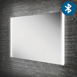 HIB Connect 80 Bluetooth LED Ambient Rectangular Mirror - 78765000