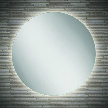 HIB Theme 80 LED Ambient Round Mirror - 79120000