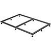 Duravit Tempano 1200 x 1000mm Shower Tray Support Frame profile small image view 1