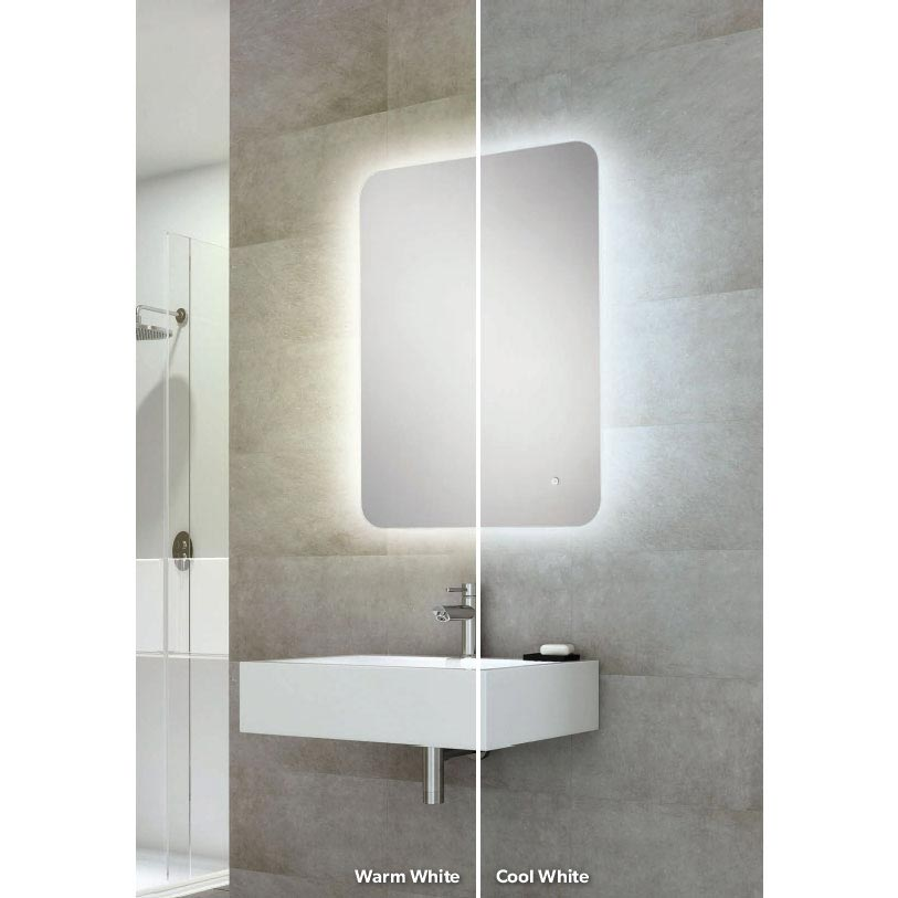 HIB Ambience 60 LED Ambient Mirror - 79200000 profile large image view 2