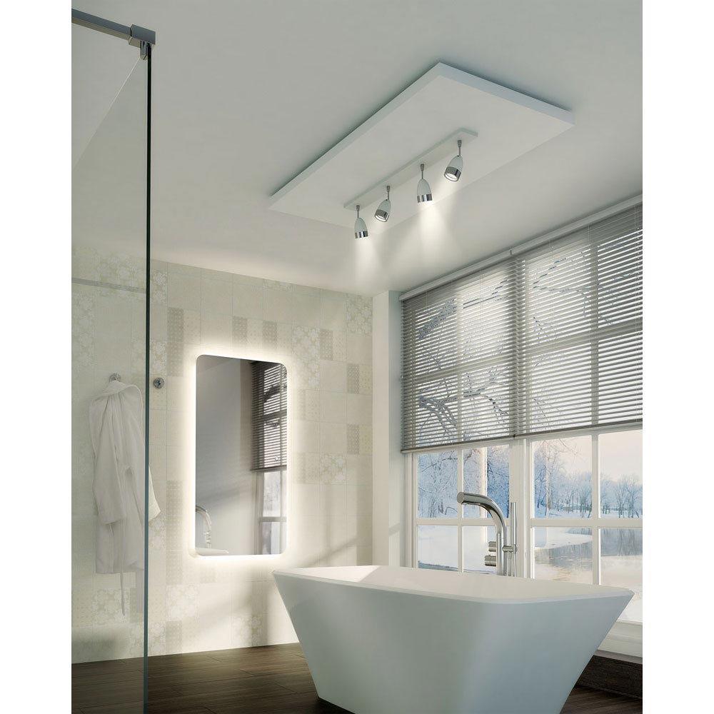 HIB Ambience 120 LED Ambient Mirror - 79300000  Standard Large Image