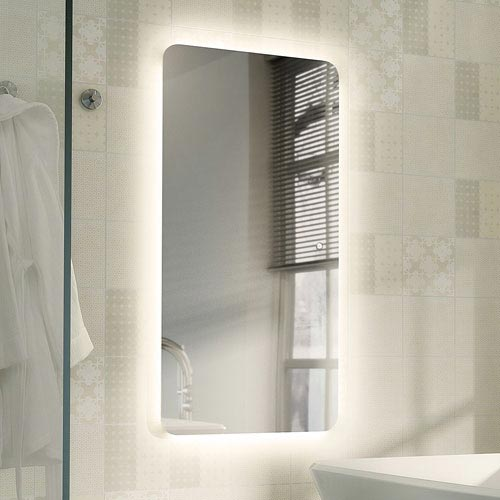 HIB Ambience 120 LED Ambient Mirror - 79300000 profile large image view 1