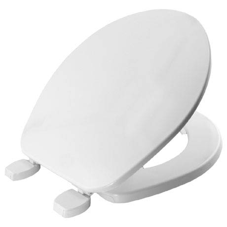 Bemis Ashford Toilet Seat with Adjustable Hinges - 7E70AR000
