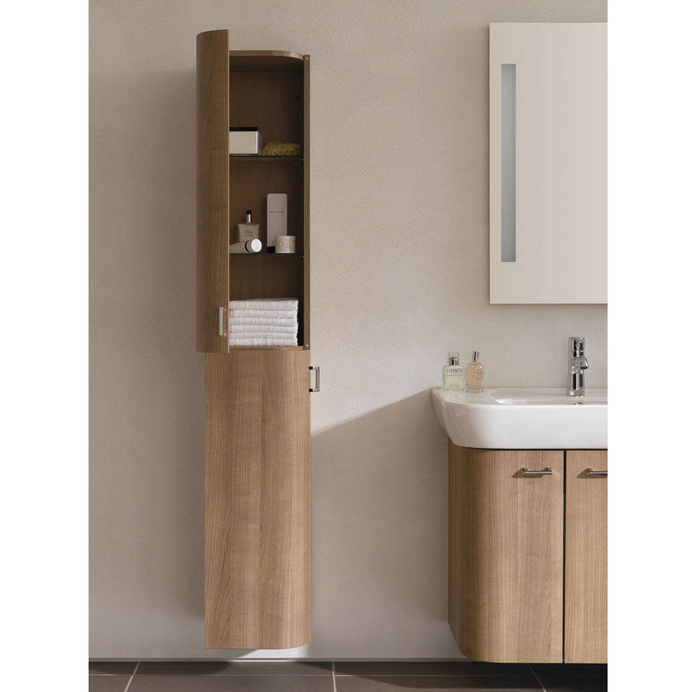 Vitra - Retro 2 Door Tall Unit - 3 Colour Options Feature Large Image