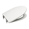 Roca New Classical Soft Close Toilet Seat & Cover profile small image view 1