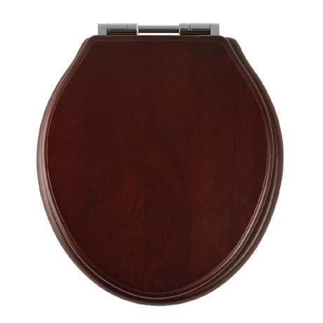 Roper Rhodes Greenwich Wooden Soft Close Toilet Seat - Various Colour Options