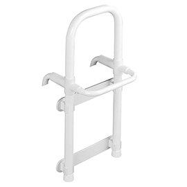 WENKO Secura Bath Safety Rail - 120Kg Adjustable - White - 8110100