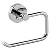 Orion Toilet Roll Holder - Chrome profile small image view 1