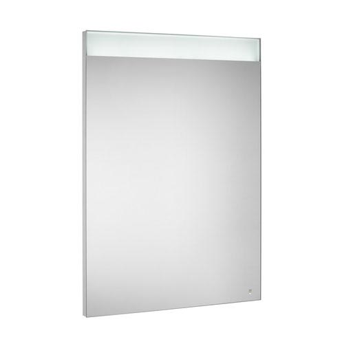 Roca Prisma CONFORT Mirror 600 x 800 with LED Lighting & Demister - 812263000 Large Image