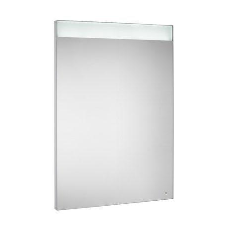 Roca Prisma CONFORT Mirror 600 x 800 with LED Lighting & Demister - 812263000