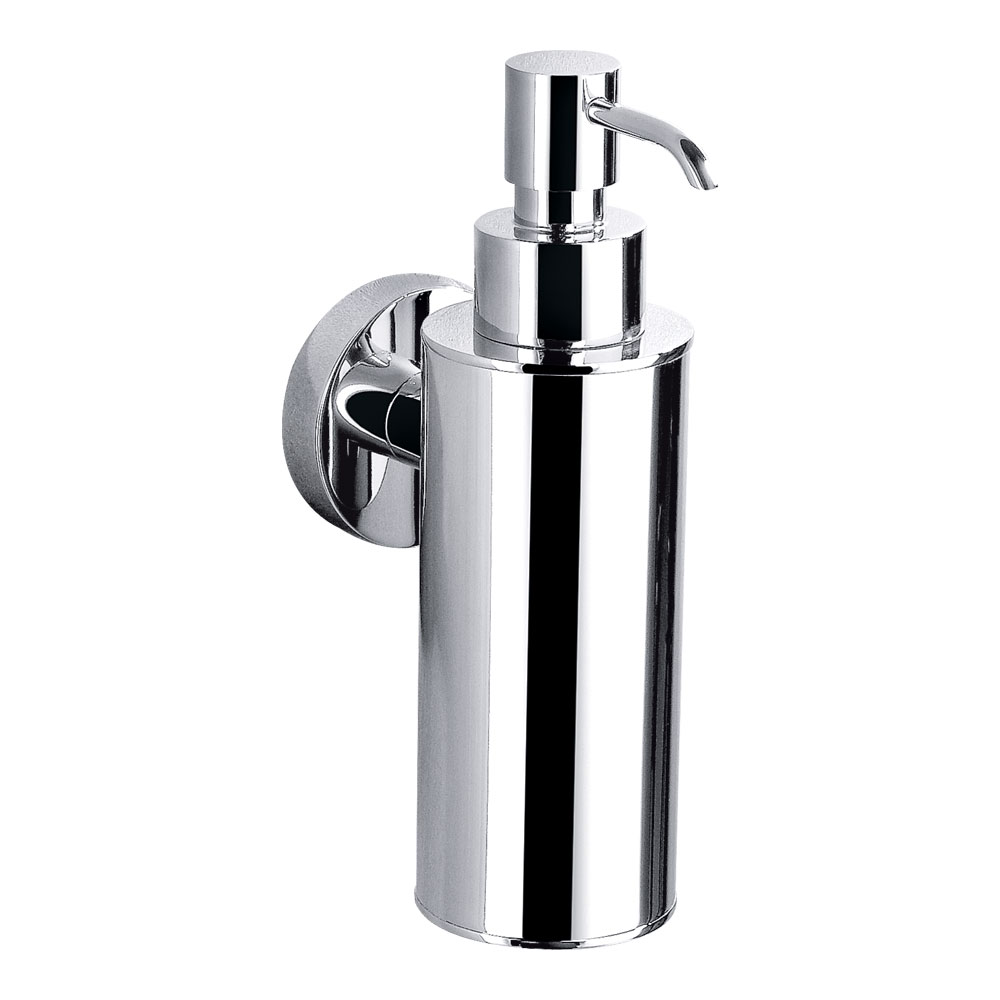 Orion Wall Mounted Soap Dispenser - Chrome profile large image view 1