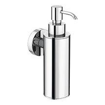 Orion Wall Mounted Soap Dispenser - Chrome Medium Image