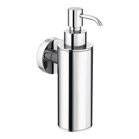 Orion Wall Mounted Soap Dispenser Now At Victorian Plumbingcouk