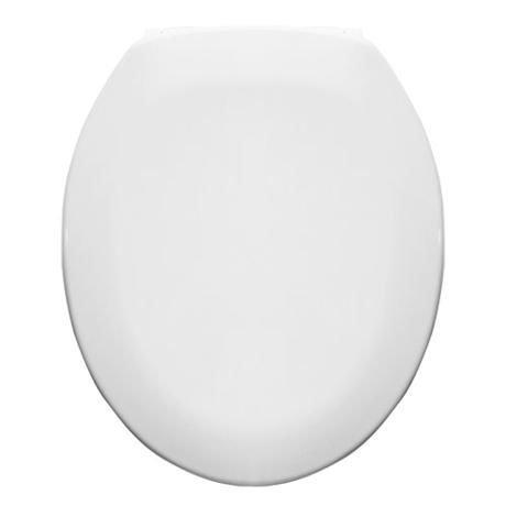 Paris Soft Close Heavyweight Toilet Seat - White - 82030197