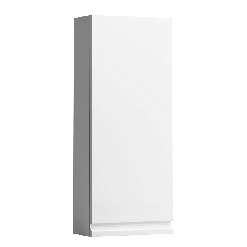 Laufen - Pro S 850mm Small Cabinet - Right Hand Hinge - 2 x Colour Options Large Image