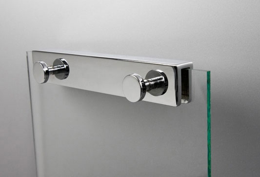 Miller - Classic 4-Hook for Shower Door and Screen - 831C Large Image