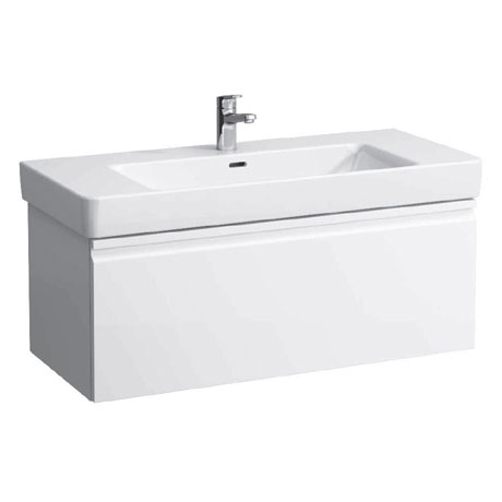 Laufen - Pro S 1010mm 1 Drawer Vanity Unit and Basin - 2 x Colour Options