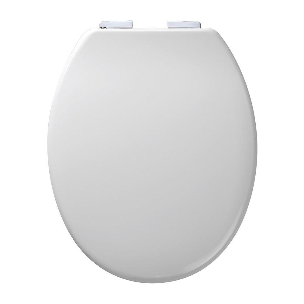 Roper Rhodes Curve Soft Close Toilet Seat profile large image view 1