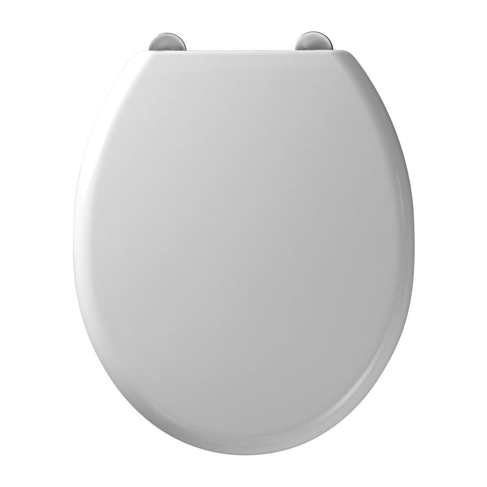 Roper Rhodes Curve Standard Toilet Seat profile large image view 2