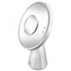 Kleine Wolke Genius 2-in-1 LED Cosmetic Mirror & Table Lamp with Bluetooth profile small image view 1