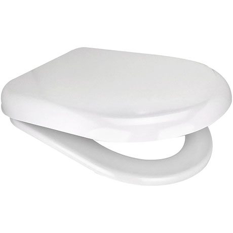 Euroshowers D ONE Soft-Close Toilet Seat with Quick Release - 86511