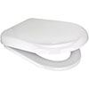 Euroshowers D ONE Soft-Close Toilet Seat with Quick Release - 86511 profile small image view 1