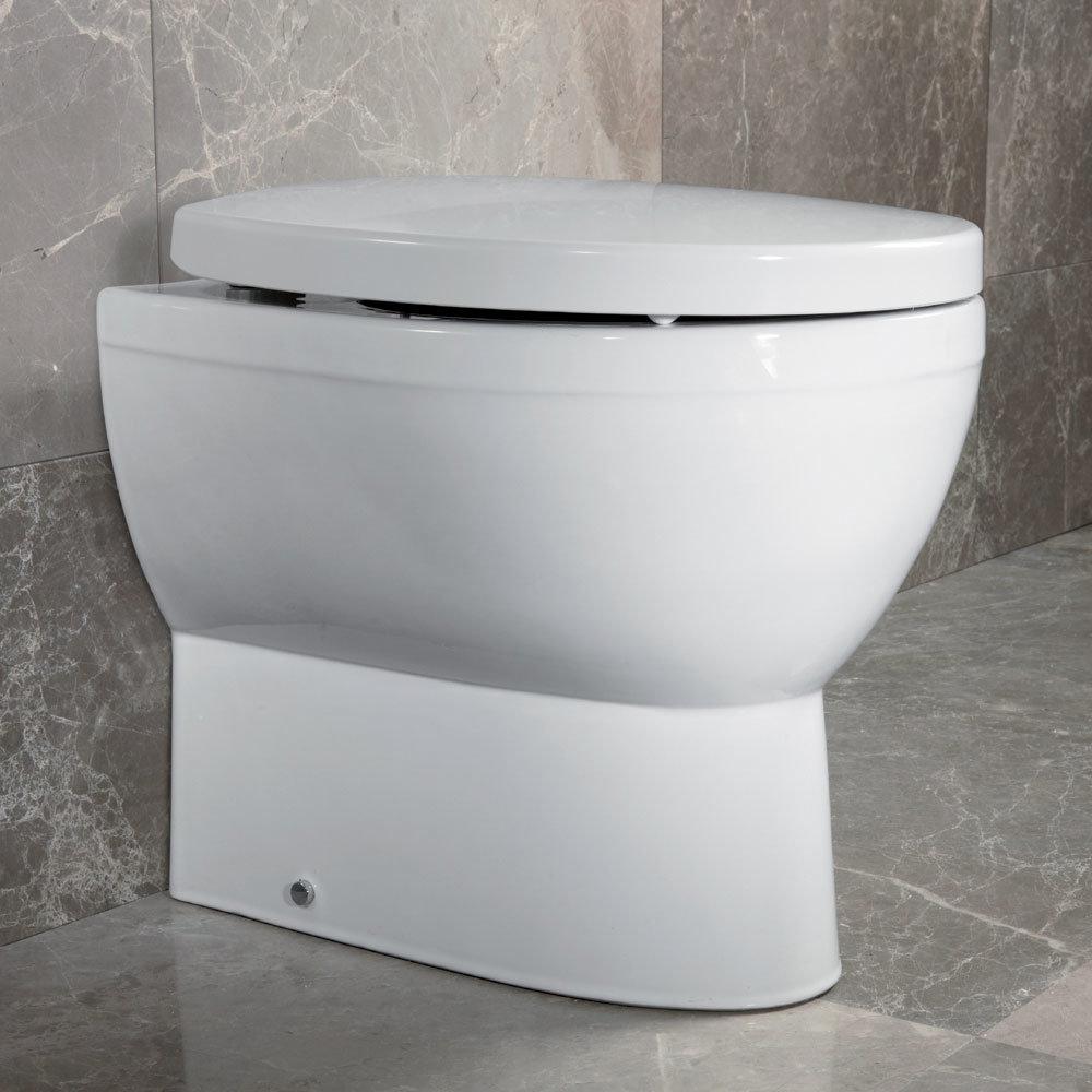 Roper Rhodes Juno Soft Close Toilet Seat Standard Large Image