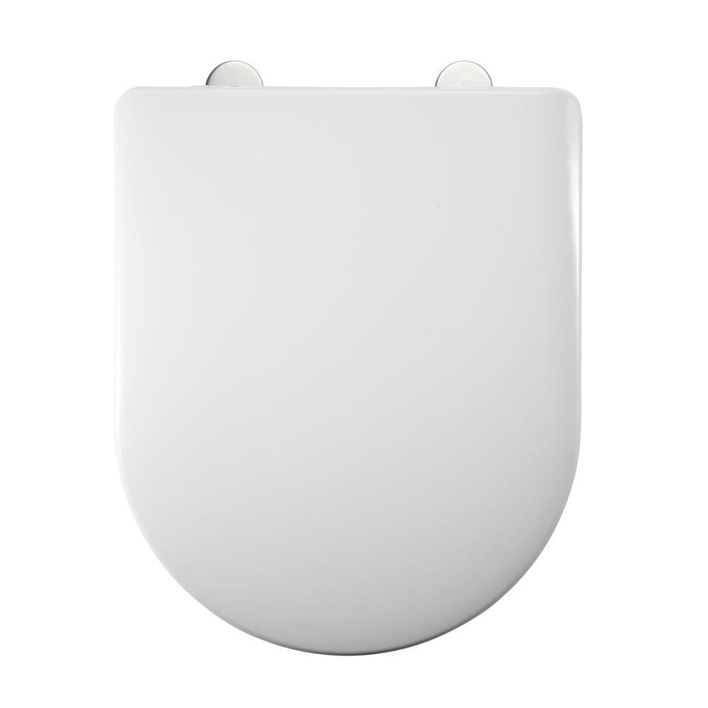 Roper Rhodes Define Soft Close Toilet Seat profile large image view 2