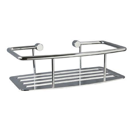 Miller - Classic D-Shaped Shower Shelf - 870C