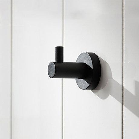 Miller Bond Black Single Hook - 8722B