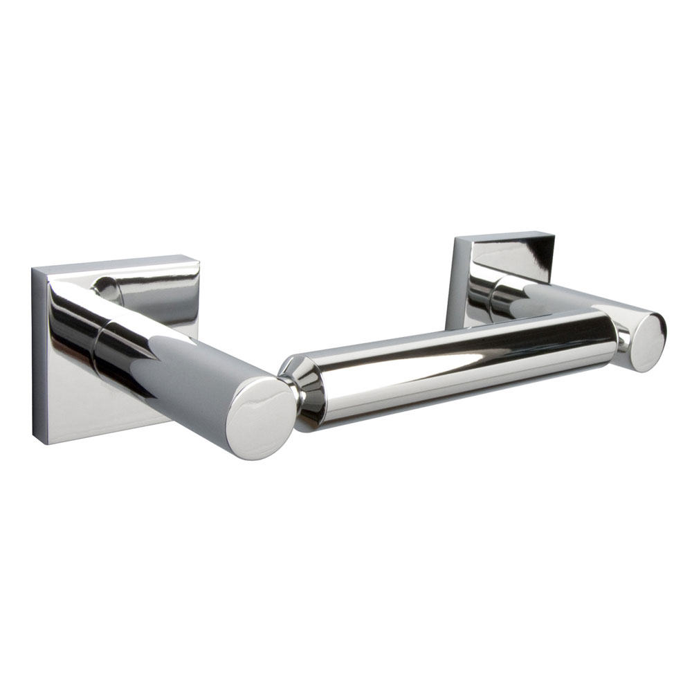 Miller - Atlanta Double Post Toilet Roll Holder - 8837C profile large image view 1