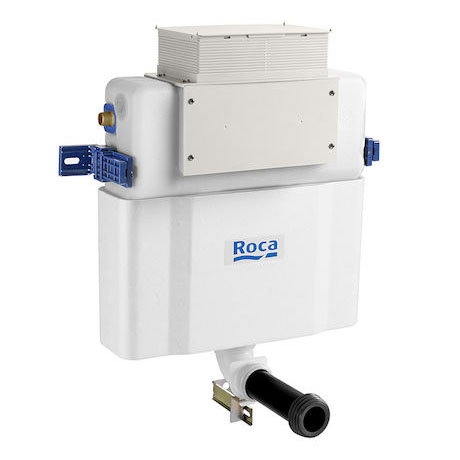 Roca Basic Low Height Dual Flush Concealed Cistern (465mm)