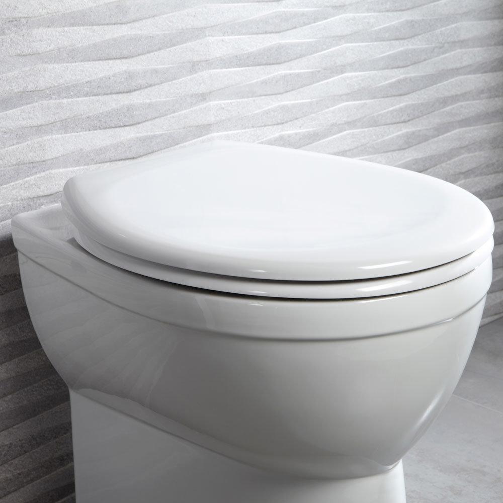 Roper Rhodes Neutron Soft Close Toilet Seat Feature Large Image