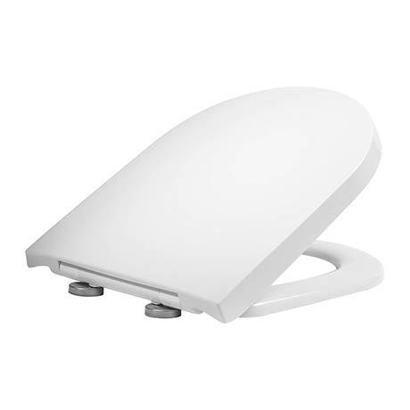 Tavistock Delta D-Shape Quick Release Soft Close Toilet Seat