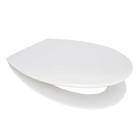 Euroshowers Mellow ONE Anti-Bacterial Soft Close Toilet Seat - 89910