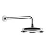 """Chatsworth Traditional 8"""" AirTec Shower Head & Wall Mounted Arm Small Image"""