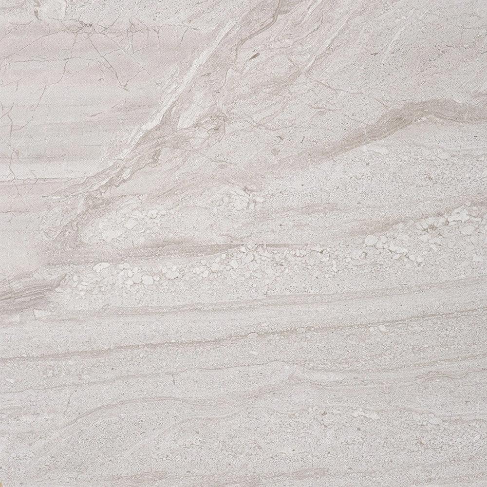 Moda Matt Marble Effect Dark Grey Floor Tiles - 30 x 30cm Large Image