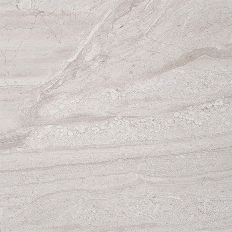 Moda Matt Marble Effect Dark Grey Floor Tiles - 30 x 30cm