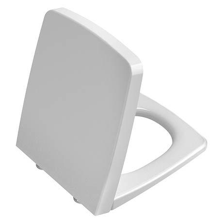 Vitra M-Line White Soft Close Seat & Cover - 90-003-009