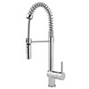 Tre Mercati Boi-ing Kitchen Tap with Flexible Spray - 90020 profile small image view 1