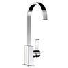 Tre Mercati Signet Mono Sink Mixer - 90070 profile small image view 1